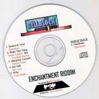 Purchase VA - Enchantment Riddim-PROMO CD