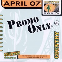 Purchase VA - Promo Only Country Radio April