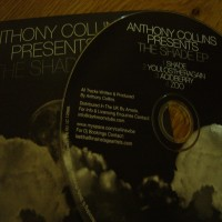 Purchase Anthony Collins - Shade EP CDS