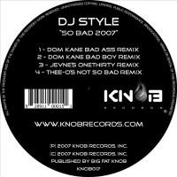 Purchase DJ Style - KNOB017