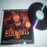 Purchase VA - DJ J-Ronin & DJ Ace-All Elements Vol. 6 (Hosted By Jaz-O Bootleg