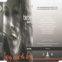 Purchase Bebel Gilberto - Bring Back The Love Remixes-Promo Only CDM-(657036 7049-51-2)