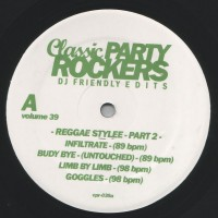 Purchase VA - Classic Party Rockers-Raggae Stylee Part 2