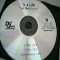 Purchase Tru Life - Get That Paper (Promo CDS)