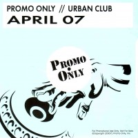 Purchase VA - Promo Only Urban Club April CD1