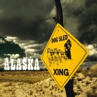 Purchase Alaska - Dog Sled Crossing