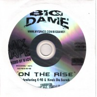 Purchase Big Dame - On The Rise