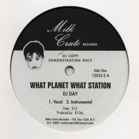 Purchase Dj Day - What Planet What Station