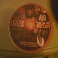 Purchase Hoodz Underground - Pass Da Mic BW History
