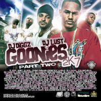 Purchase VA - DJ Diggz And DJ Lust-Goonies 2K7 Part.2 (Hosted By Jay Bezel)