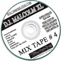 Purchase VA - DJ Malcolm XL-Mixtape #4