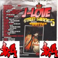 Purchase VA - J-Love-Street Savior Pt. 5 (Hosted By Ghostface Killah)