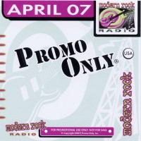 Purchase VA - Promo Only Modern Rock Radio April