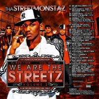 Purchase VA - Tha Streetmonstaz - We Are The Streetz Vol.2 Bootleg
