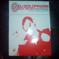 Purchase DJ Goldfinger Feat Felisha - Keep Me Hanging On Vinyl