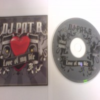 Purchase DJ Pat B - Love Of My Life (CDS)