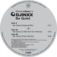 Purchase Djinxx - Be Quiet WEB
