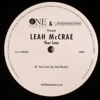 Purchase Leah Mccrae - Your Love (Jus Soul Remix)