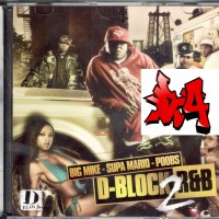 Purchase VA - Big Mike Supa Mario & Poobs Present RnB D-Block 2