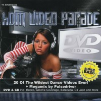 Purchase VA - HDM Video Parade vol 1 mixed by Pulsedriver