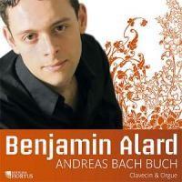 Purchase Benjamin Alard - Andreas Bach Buch