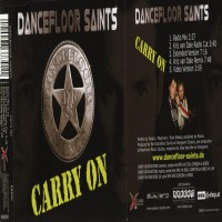 Purchase DANCEFLOOR SAINTS - Carry On CDM