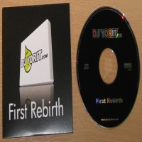 Purchase DJ Yorit - First Rebirth CDS