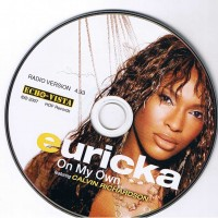 Purchase euricka - on my own (CDS)