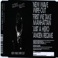 Purchase Godz Of Blitz - New Wave Wipe-Out CDM