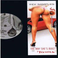 Purchase Kev Samples - the way shes built (VLS)