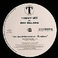 Purchase Tommy Vee Vs Roy Malone - Old Skool Generation Vinyl