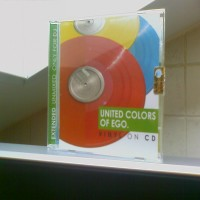 Purchase VA - United Colors Of Ego (Vinyl On