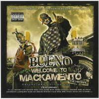 Purchase Bueno - Welcome To Mackamento Mixtape