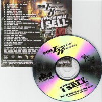 Purchase DNA Presents Clipse - U Know What I Sell Vol 1 (Bootleg)