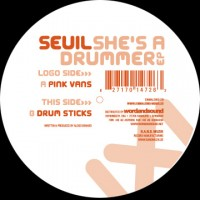 Purchase Seuil - She's A Drummer EP