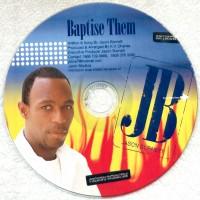 Purchase Jason Burnett - Baptise Them CDS