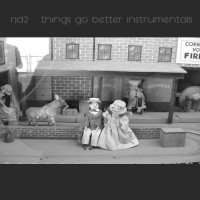 Purchase RJD2 - Things Go Better Instrumentals