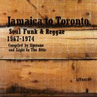 Purchase VA - Jamaica To Toronto: Soul Funk & Reggae