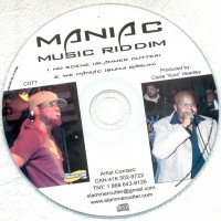 Purchase VA - Maniac Music Riddim