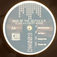 Purchase DJ ESP Aka Woody McBride - Naib Of The Seitch (DW009)