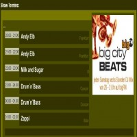 Purchase DJ Zappi - Big City Beats (bigFM)-04-08-CABLE-2007