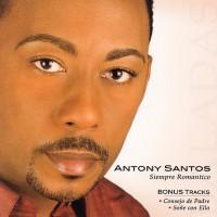 Purchase Antony Santos - Antony Santos - Siempre Romantico