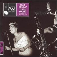 Purchase Billie Holiday & Lester Young - Complete Recordings CD 1