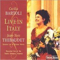 Purchase Cecilia Bartoli - Live In Italy