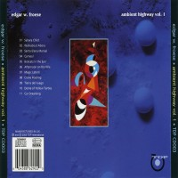 Purchase Edgar W. Froese - Ambient Highway Vol. 4 CD4