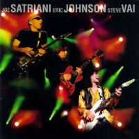 Purchase Joe Satriani, Steve Vai, Eric Johnson - G3 - Live in Concert