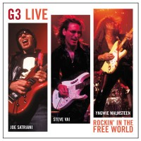 Purchase The G3 Jam - G3 - Rockin In The Free World CD 2