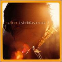 Purchase K.D. Lang - Invincible Summer