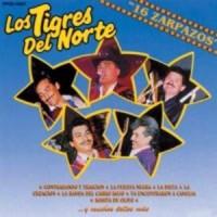 Purchase Los Tigres Del Norte - 16 Zarpazos