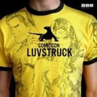 Purchase Comiccon - Luvstruck 2009